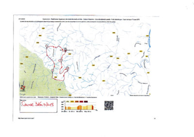 Parcours Chaptrail 2020 9km