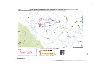 Parcours Chaptrail 2020 Marche